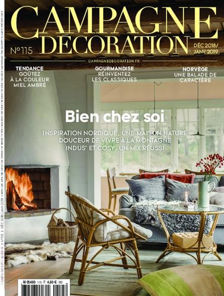 Campagne décoration - Décembre 2018/Janvier 2019