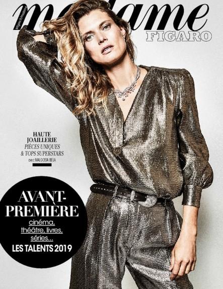 Madame Figaro - Décembre 2018 - N°1791