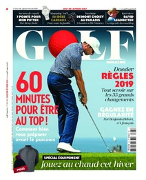 Golf Magazine - Décembre 2018 |