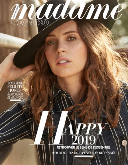 Madame Figaro - Décembre 2018 - N°1792