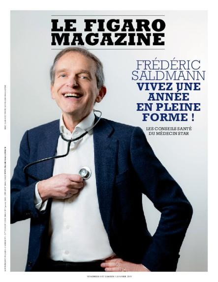 Figaro Magazine : Vivez une année en pleine forme !