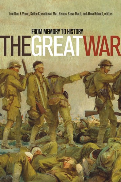 The Great War : From Memory to History