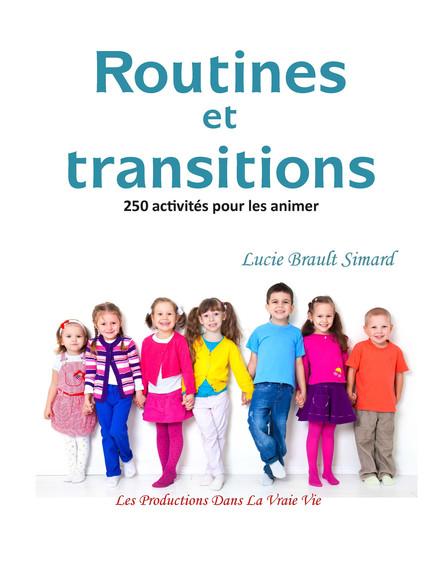 Routines et Transitions : 250 façons de les animer