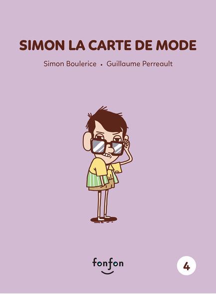 Simon la carte de mode : Simon et moi - 4