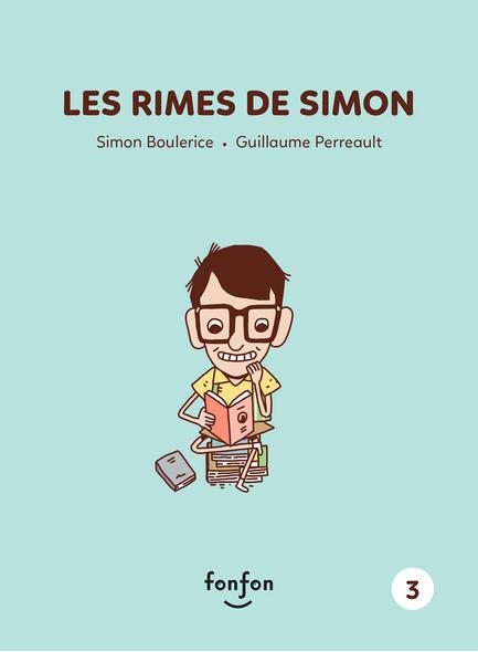 Les rimes de Simon : Simon et moi - 3