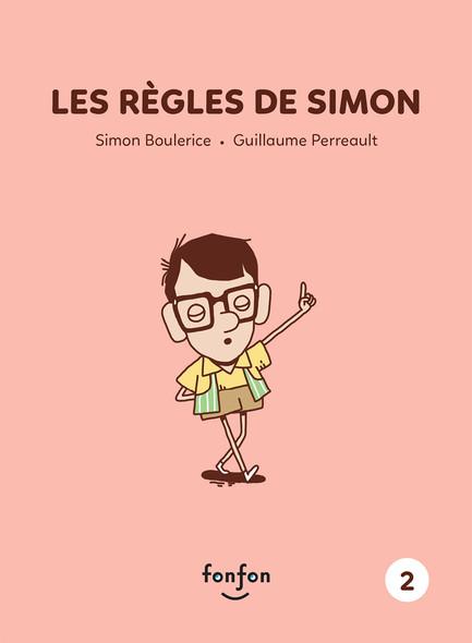 Les règles de Simon : Simon et moi - 2