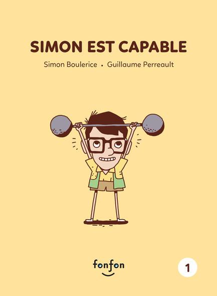 Simon est capable : Simon et moi - 1