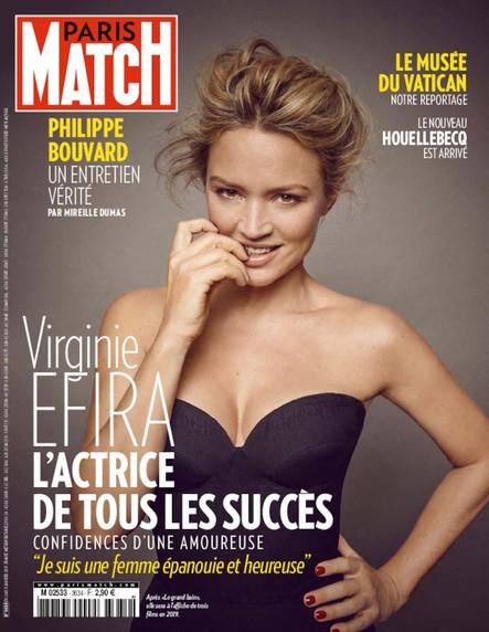 Paris Match N°3634 Décembre 2018