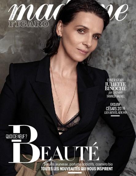 Madame Figaro - Janvier 2019 - N°1794