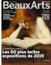 Beaux Arts Magazine - Janvier 2019