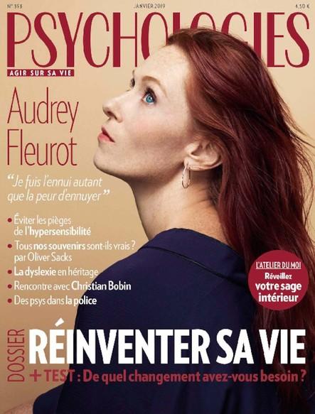 Psychologies Magazine - Décembre 2018