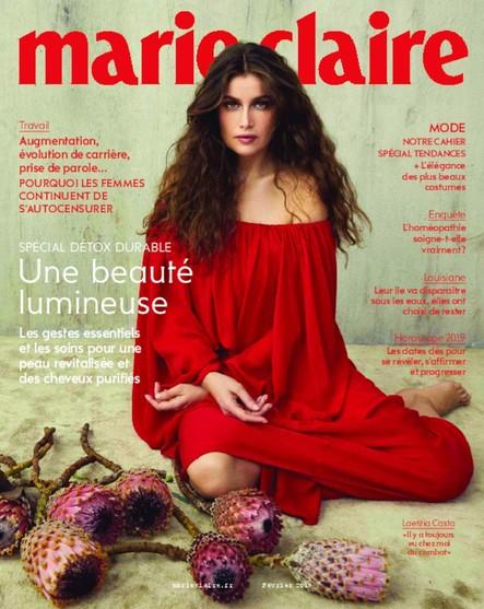 Marie Claire - Janvier 2019