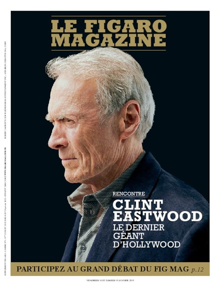 Figaro Magazine : Clint Eastwood, dernier géant d'Hollywood