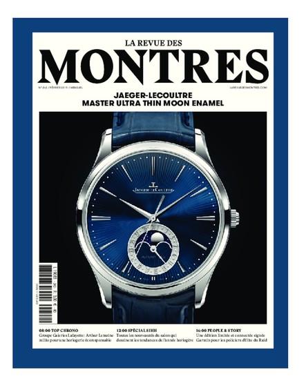 Revue des montres N°242 - Janvier 2019