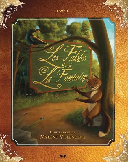 Les fables de La Fontaine : Tome 1