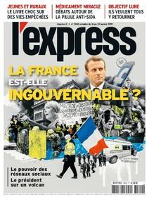 L'Express - Janvier 2019 - La France est-elle ingouvernable ? |