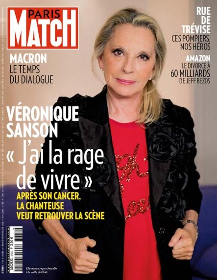 Paris Match N°3636 Janvier 2019