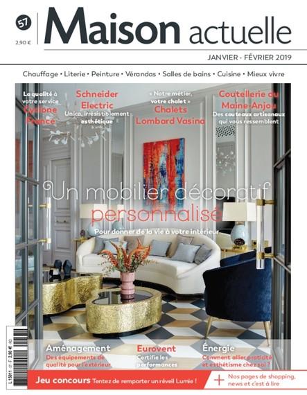 Maison Actuelle - Janvier/Février 2019