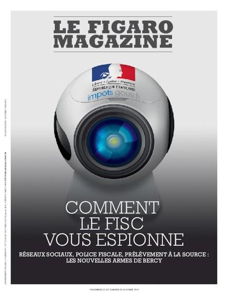 Figaro Magazine : Comment le FISC vous espionne ?