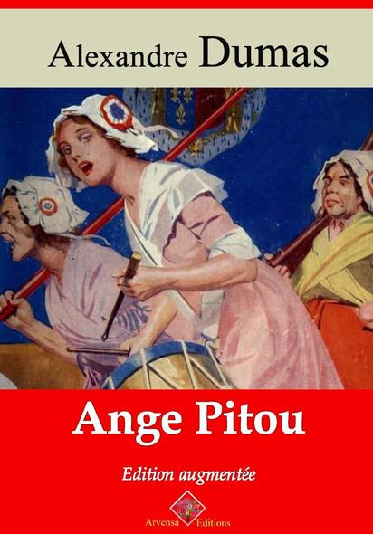 Ange Pitou – suivi d'annexes : Nouvelle édition 2019