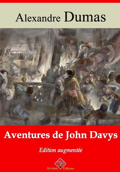 Aventures de John Davys – suivi d'annexes : Nouvelle édition 2019