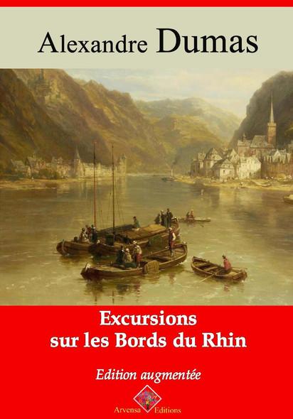 Excursions sur les bords du Rhin – suivi d'annexes : Nouvelle édition 2019