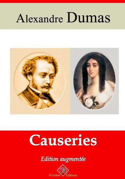 Causeries – suivi d'annexes : Nouvelle édition 2019