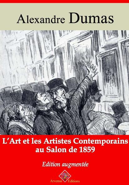L'Art et les Artistes contemporains au salon de 1859 – suivi d'annexes : Nouvelle édition 2019