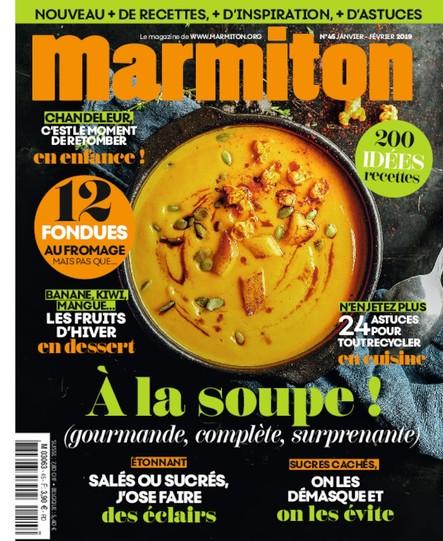 Marmiton - Janvier 2019 - N°45