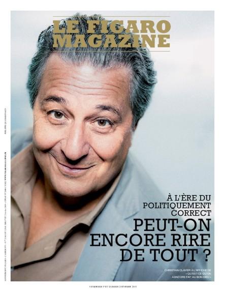 Figaro Magazine - Peut-on encore rire de tout ?