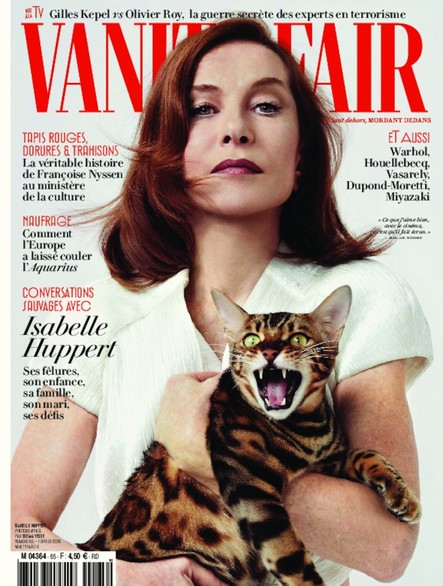 Vanity Fair - Janvier 2019