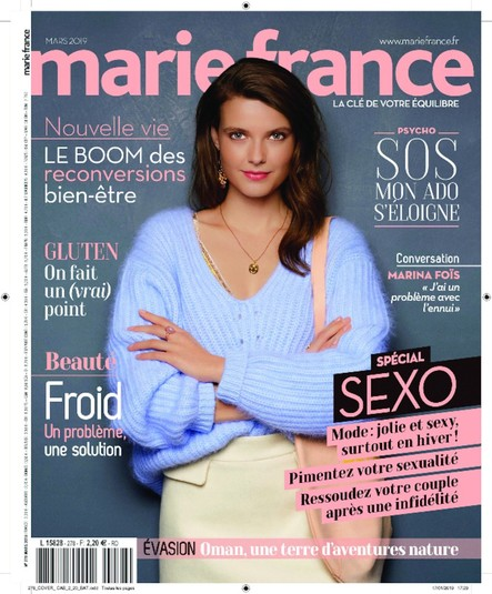 Marie France - Février 2019