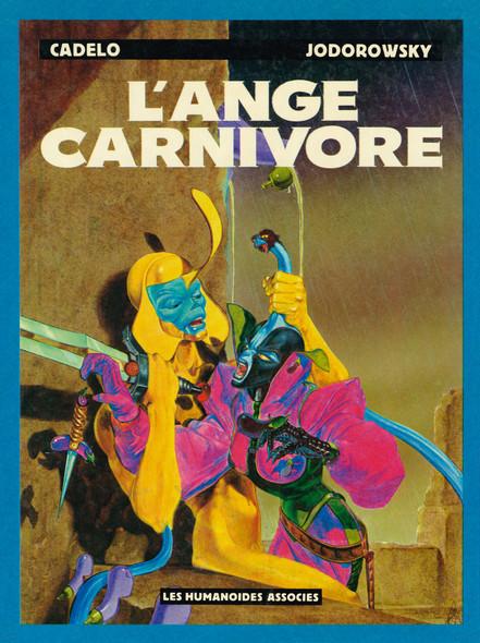 La Saga d'Alandor T2 : L'Ange carnivore