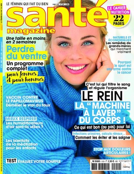 Santé Magazine - Février 2019