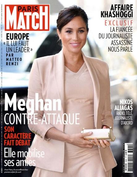 Paris Match N°3640 Février 2019