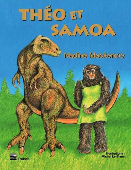 Théo et Samoa : Roman jeunesse, à partir de 9 ans