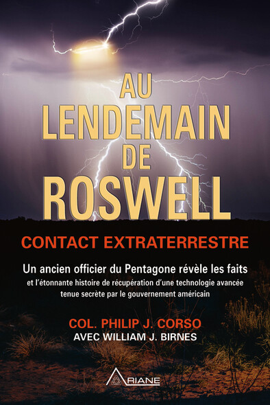 Au lendemain de Roswell : Contact extraterrestre