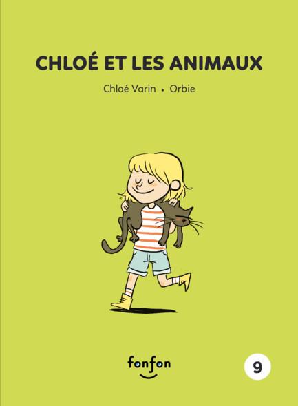Chloé et les animaux : Chloé et moi - 9