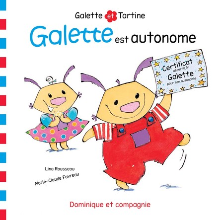 Galette est autonome