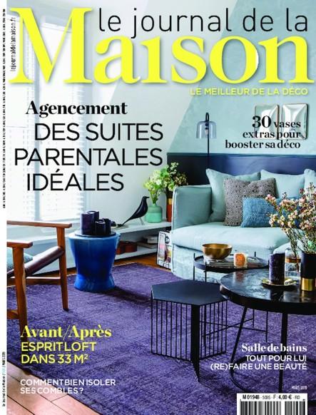 Journal de la maison - Mars 2019
