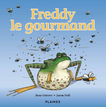 Freddy le gourmand : Album jeunesse
