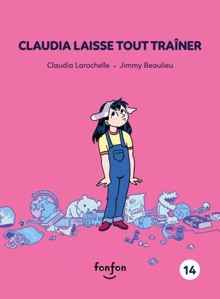 Claudia laisse tout traîner : Claudia et moi - 14