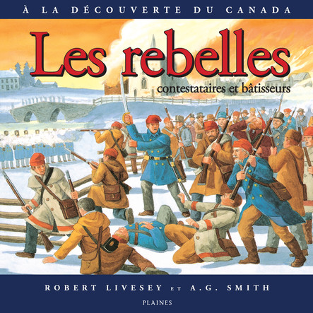 rebelles, Les : Album jeunesse