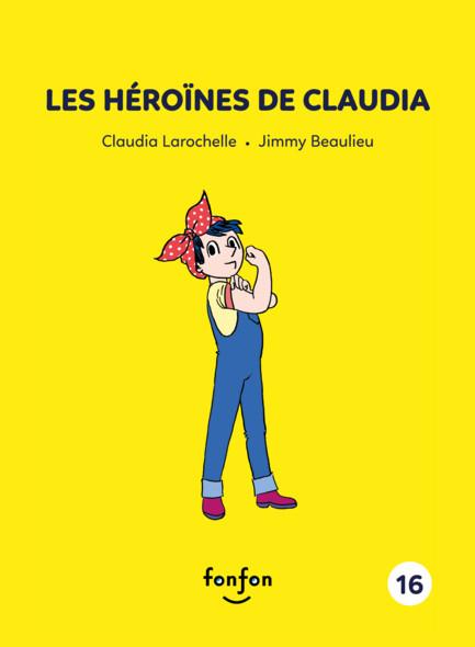 Les héroïnes de Claudia : Claudia et moi - 16
