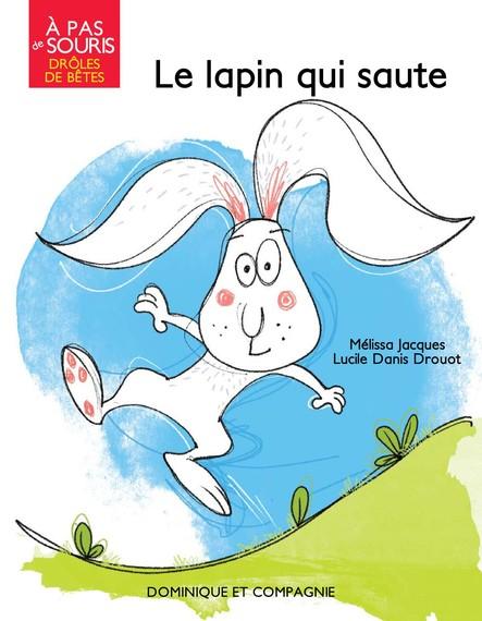 Le lapin qui saute