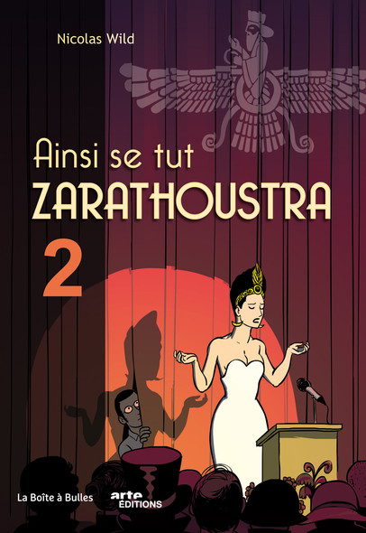 Ainsi se tut Zarathoustra - Tome 2
