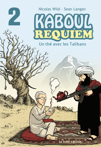 Un thé avec les Talibans