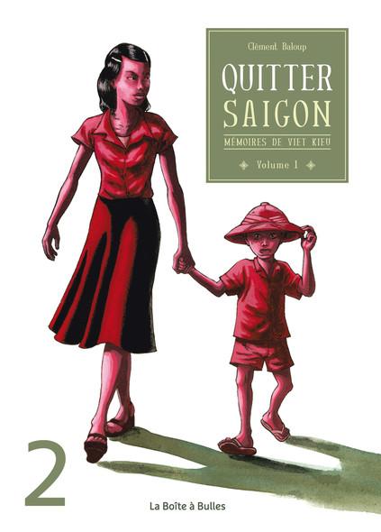 Quitter Saigon - partie 2