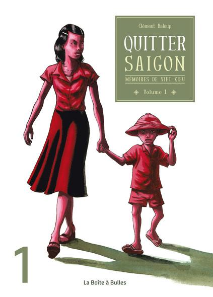 Quitter Saigon