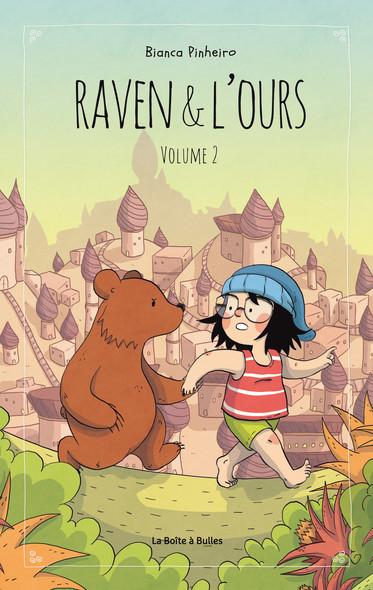 Raven et l'ours Volume 2